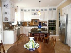 Small Of Traditional Country Kitchen