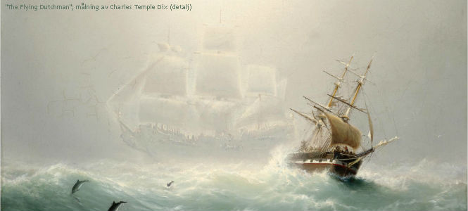 Operaupplevelse på stormande hav