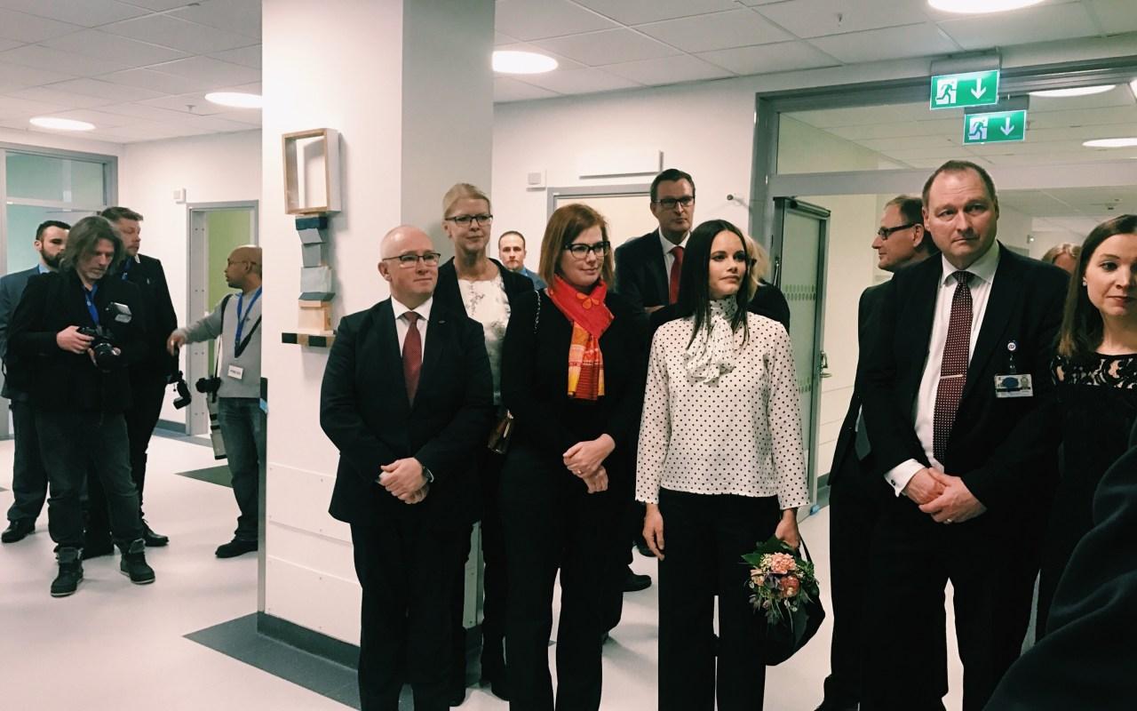 Invigning Södertälje sjukhus 2017-03-09
