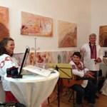 Anna Stark Musikabend Salon by MostArtPhil