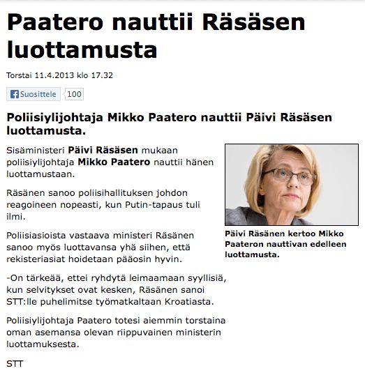 Paatero Räsänen