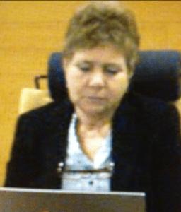 Käräjätuomari Annette Santamaa