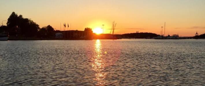 Lappeenranta! Mikä ihana kesäkaupunki!