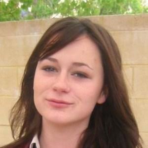 Miranda Harries aged 16