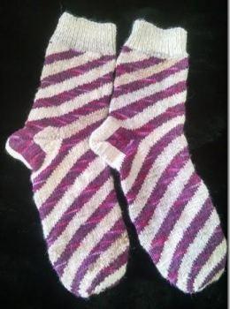 sandra sock 2