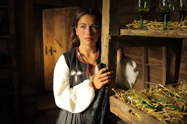 Henriette Confurius als Lisbeth, das Kalte Herz 2016