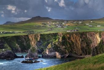 photo showing part of Ireland
