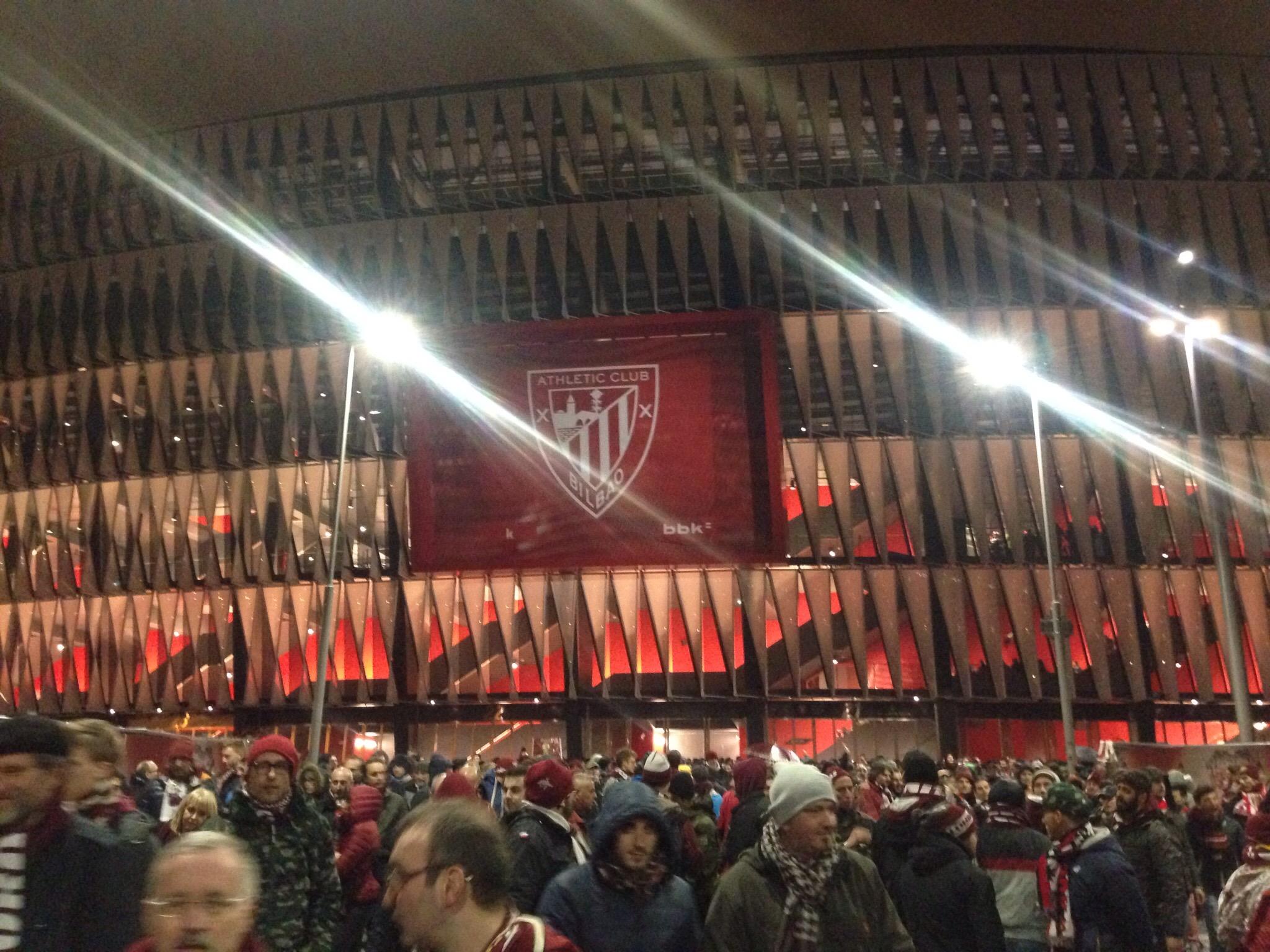 Bilbao calling a/r
