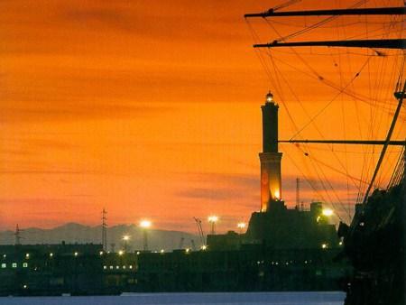 Genova per noi - Ovvero la sera in cui s'illumina la Lanterna