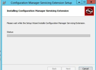 download console configmgr2012 configmgr sccm cm2012  SCCM 2012 Console Servicing Extension BETA Internet Connection Requirements and Permission Gotchas