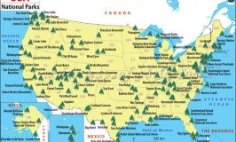 U. S. National Parks ~ A Great Family Vacation