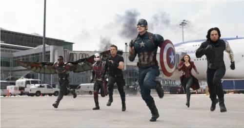 Captain America Civil War Spiderman