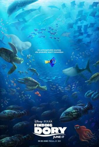 Finding Dory Activity Sheets