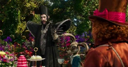 Alice Through Looking Glass Coloring Activity Sheets