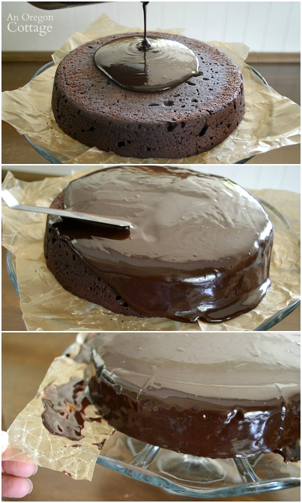 Easy Spelt Chocolate Cake