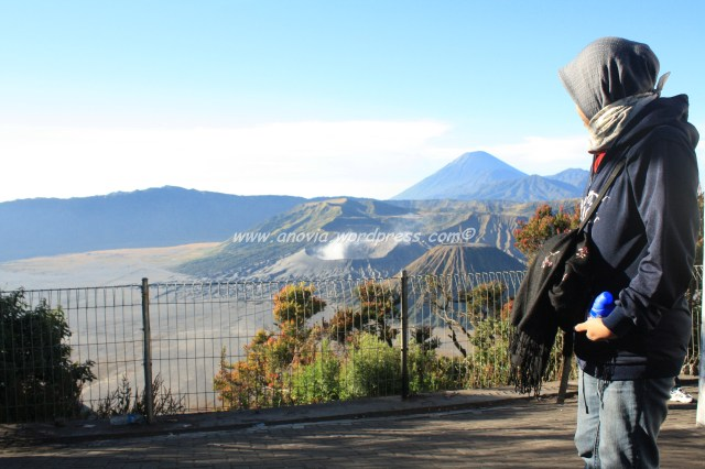 That's the spot I would like to go to. The Crater of Bromo, West Java