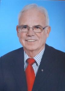 1. Vorsitzender Georg Brand