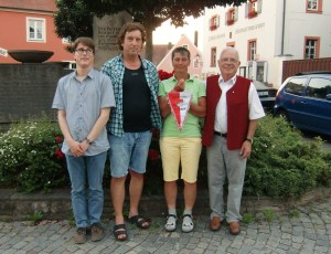 KV-Vorstand Ansbach 2016