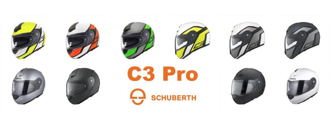 Schuberth C3 Pro – Garantieleistungen
