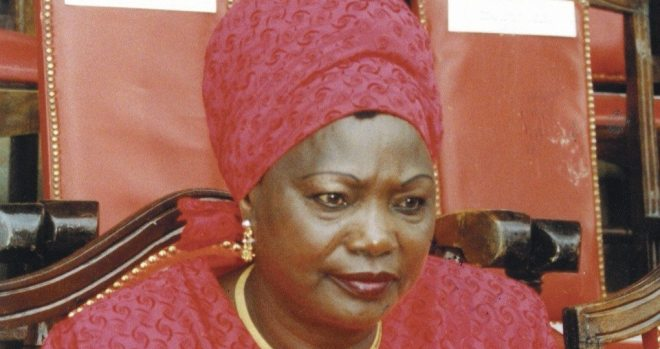 mama-ngina Kenyatta - top 10 richest women in Africa