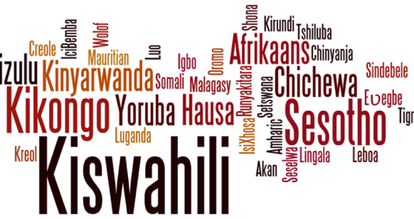 Languages in Africa - facts about africa