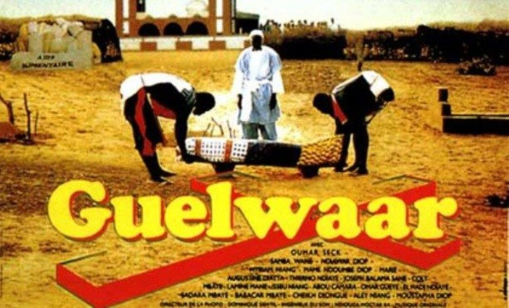 Guelwaar - best African movies