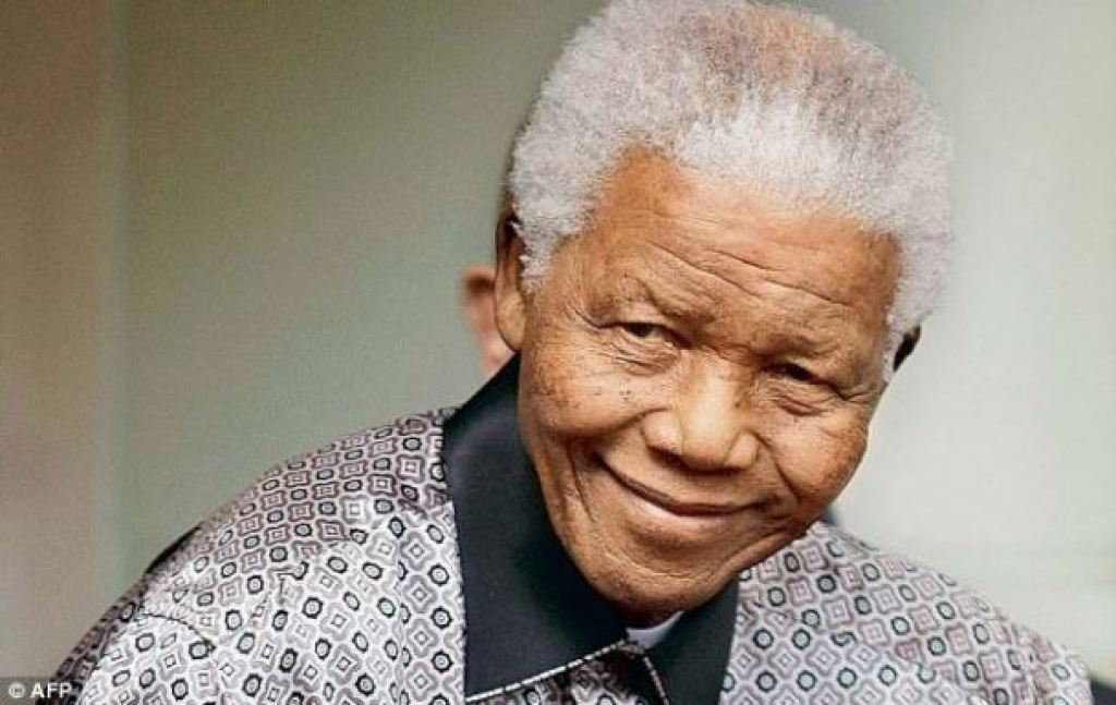 Nelson Mandela - facts about south africa