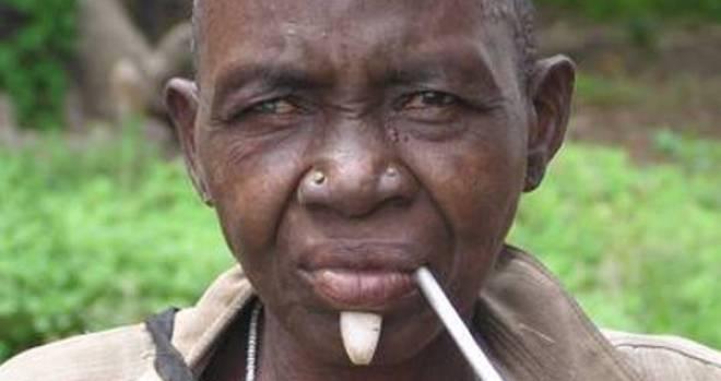 togo woman