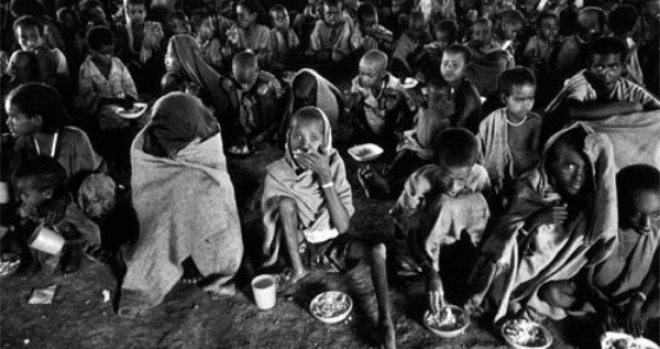 Tigray, Ethiopia Famine
