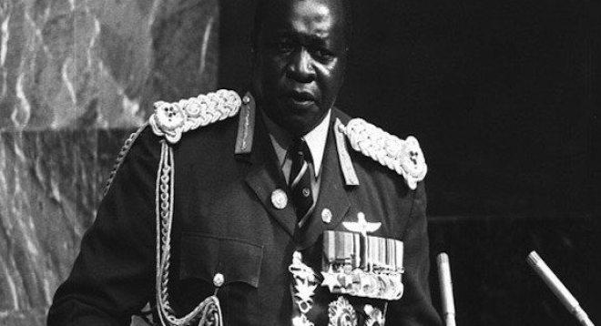 Idi_Amin - African dictator