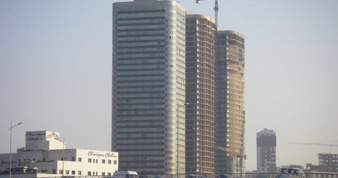 Bahia Center - Africa's tallest buildings