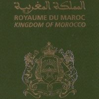 Moroccan Passport