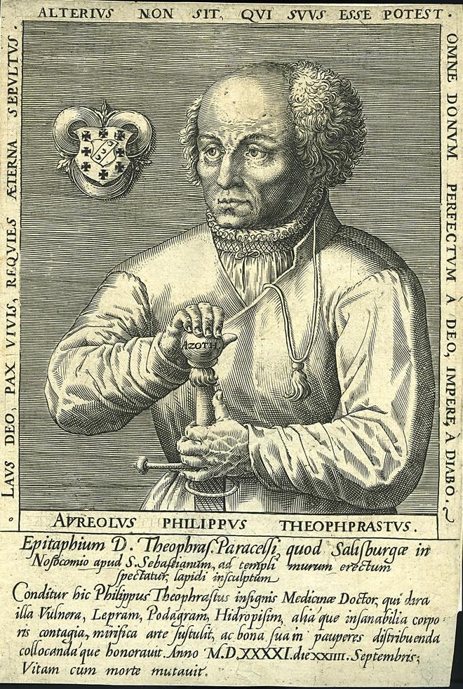 Alchemie, Paracelsus und die deutsche Naturphilosophie