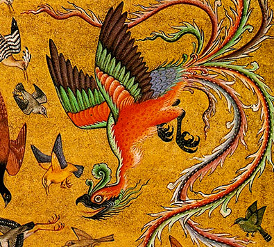 Die Erzählung vom Vogel
