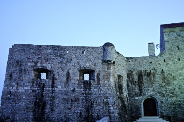 Castle wall, motenegro