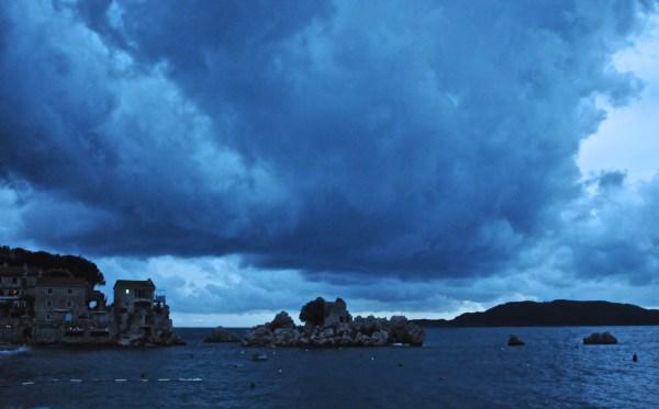 Storm brewing, Montenegro