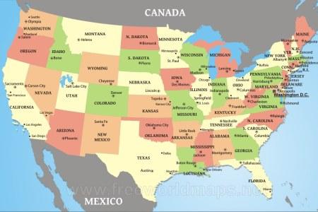 www.usa map