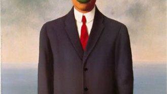 Ο Υιός του Ατόμου - Rene Magritte