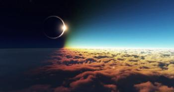 eclipse-above-clouds