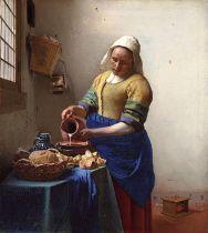Γιοχάνες Βερμέερ (Johannes Vermeer) – Μυστηριώδης κι ανεξιχνίαστος σαν μυθιστόρημα.