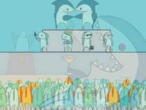 """""""Αν οι Καρχαρίες ήταν Άνθρωποι"""" του Μπ. Μπρεχτ"""