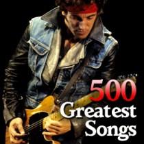 Τα 500 σημαντικότερα τραγούδια όλων των εποχών