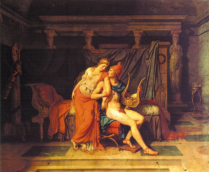 37553-Helen_and_Paris(Jacques-Louis_David-1788-Louvre,Paris)