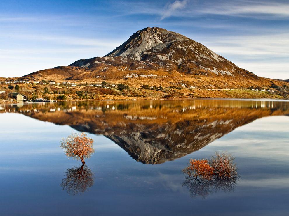 Όρος Errigal στην Ιρλανδία