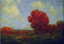 15 πίνακες ζωγραφικής με θέμα τον μήνα Οκτώβριο