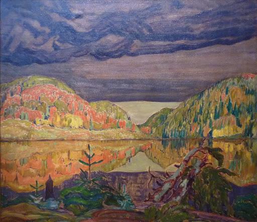 J. E. H. MacDonald 1922