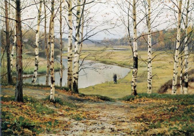 Οκτώβρης - Efim Volkov 1883