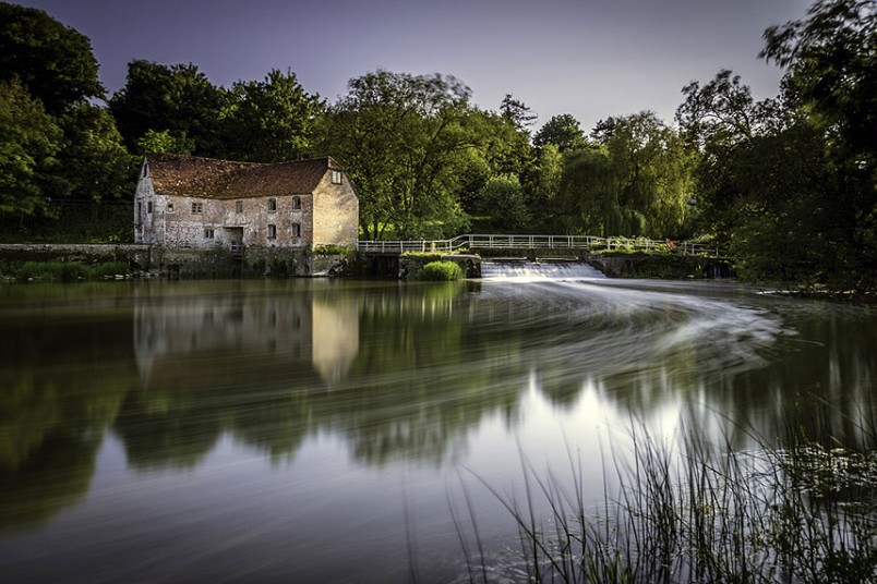 Sturminster Newton Mill, @Mark L Simpson