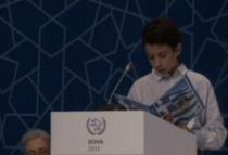 Η εκπληκτική έκθεση του 14χρονου Μάριου Χατζηδήμου.