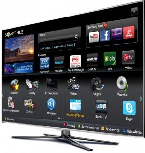 έξυπνη τηλεόραση